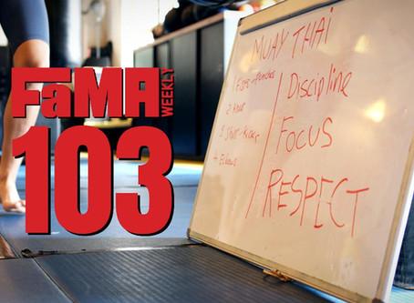 FaMA Weekly #103
