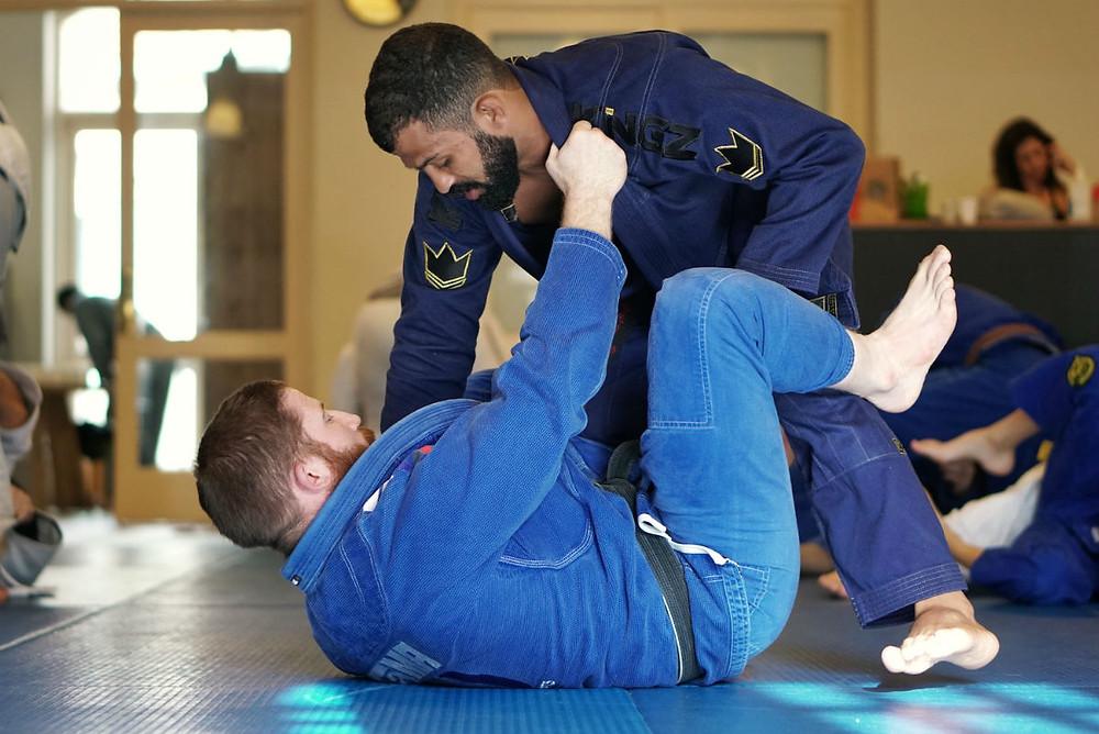 fama singapore bjj brazilian jiu jitsu bruno malfacine martial arts seminar robyn goudy