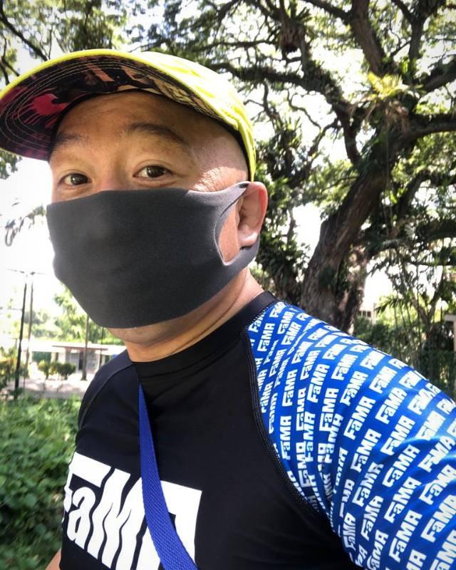 fama singapore circuit breaker assistant instructor tim running