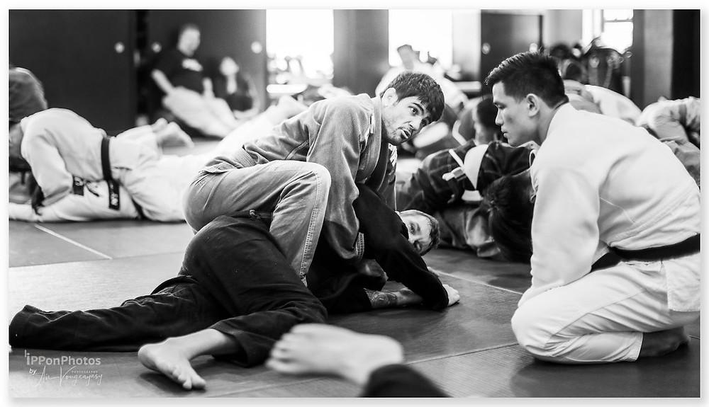 fama singapore bj, brazilian jiu jitsu judo jagsport seminar thiago gaspary