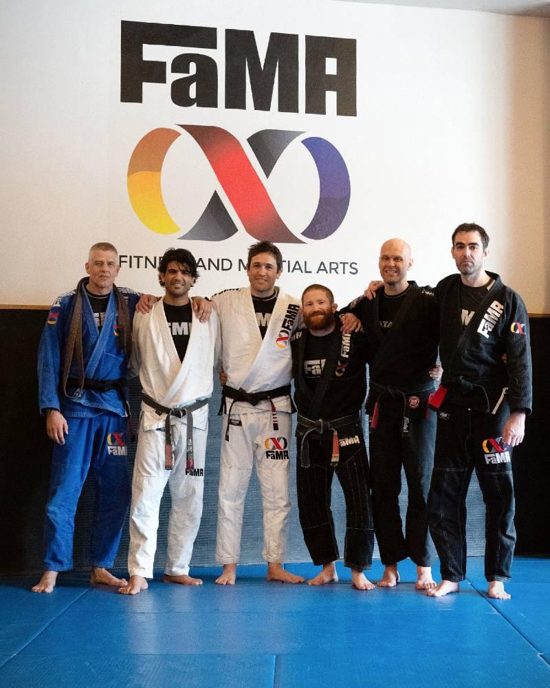 fama singapore bjj brazilian jiu jitsu black belt professors