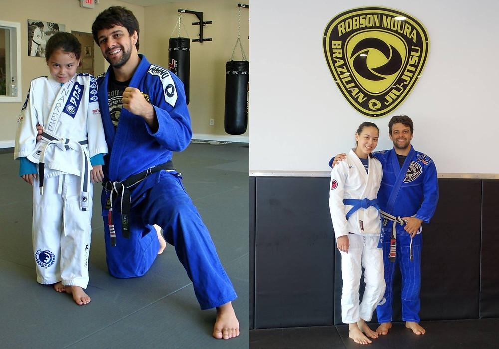fama singapore bjj brazilian jiu jitsu kinaree adkins with professor robson moura