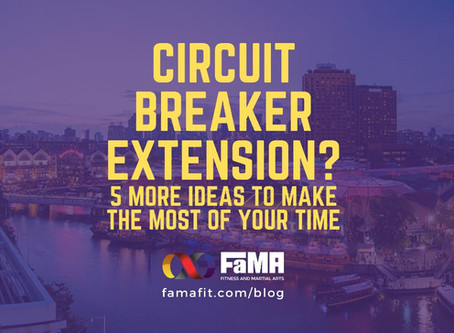 Circuit Breaker Extension? 5 More Ideas to Make the Most of Your Time