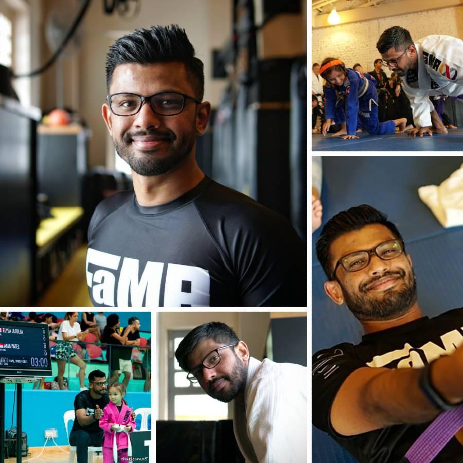 Nevash - FaMA BJJ Assistant Instructor