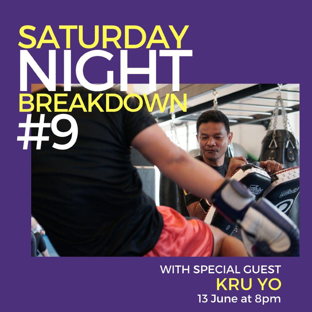 fama singapore saturday night breakdown kru yo