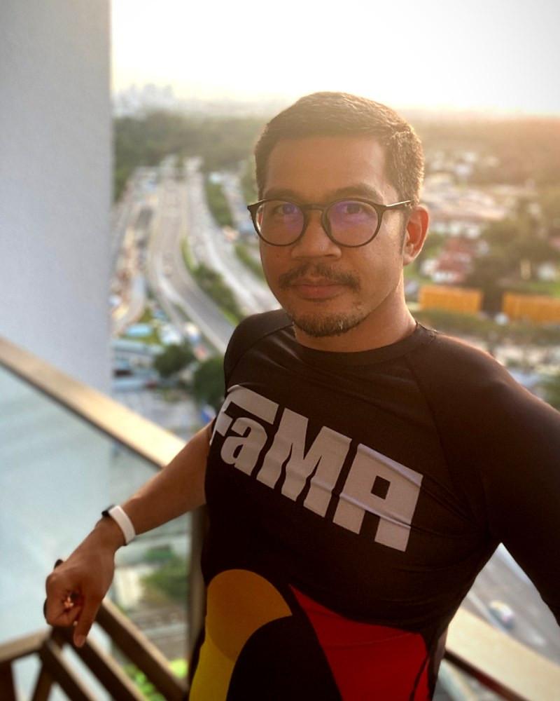 fama singapore assistant bjj instructor ronny circuit breaker