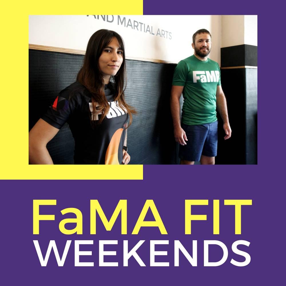 fama singapore fitness classes kirstie gannaway and zoro moreira