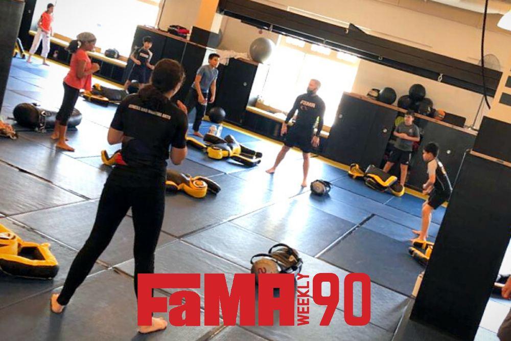 fama weekly kids martial arts brazilian jiu jitsu bjj grappling dummy