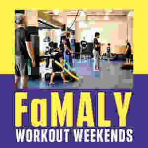 fama singapore famaly family workout weekends announcement