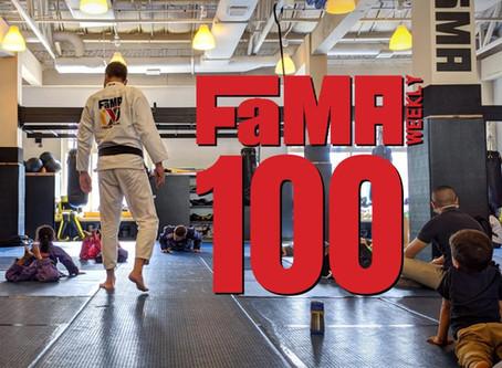 FaMA Weekly #100