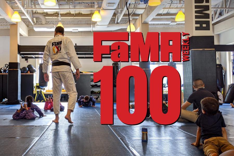 fama weekly 100 singapore kids brazilian jiu jitsu bjj zoro