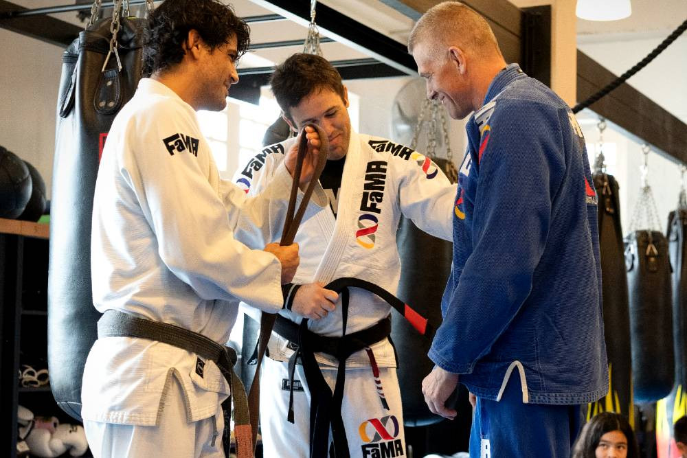 fama singapore bjj brazilian jiu jitsu black belt promotion tomas