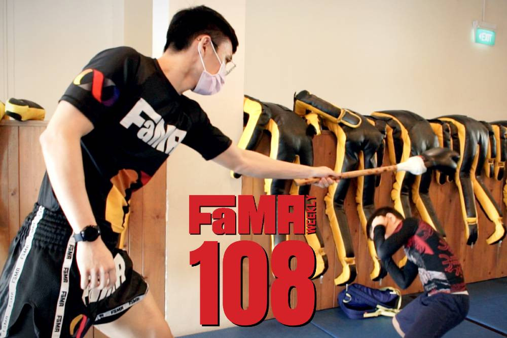 fama weekly 10 singapore kids martial arts muay thai