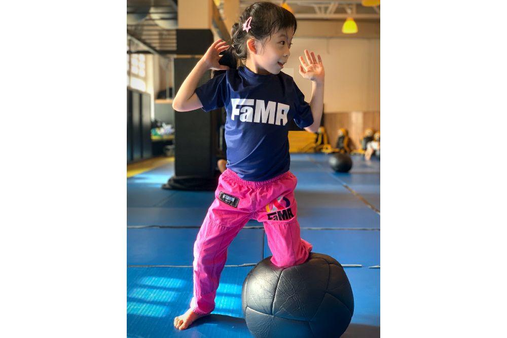 fama singapore kids martial art bjj brazilian jiu jitsu exercise