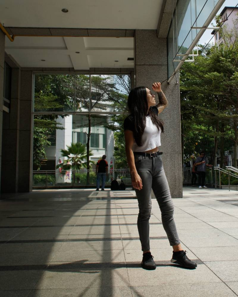 fama singapore fitness instructor kirstie gannaway