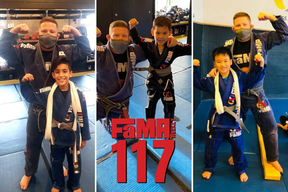 fama singapore brazilian jiu jitsu kids bjj belt promotion