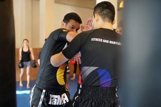 fama singapore muay thai seminar tactical knee strikes kru yo