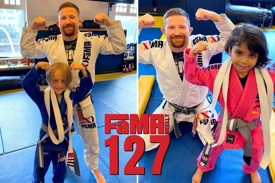 fama singapore bjj brazilian jiu jitsu kids martial arts belt promotions
