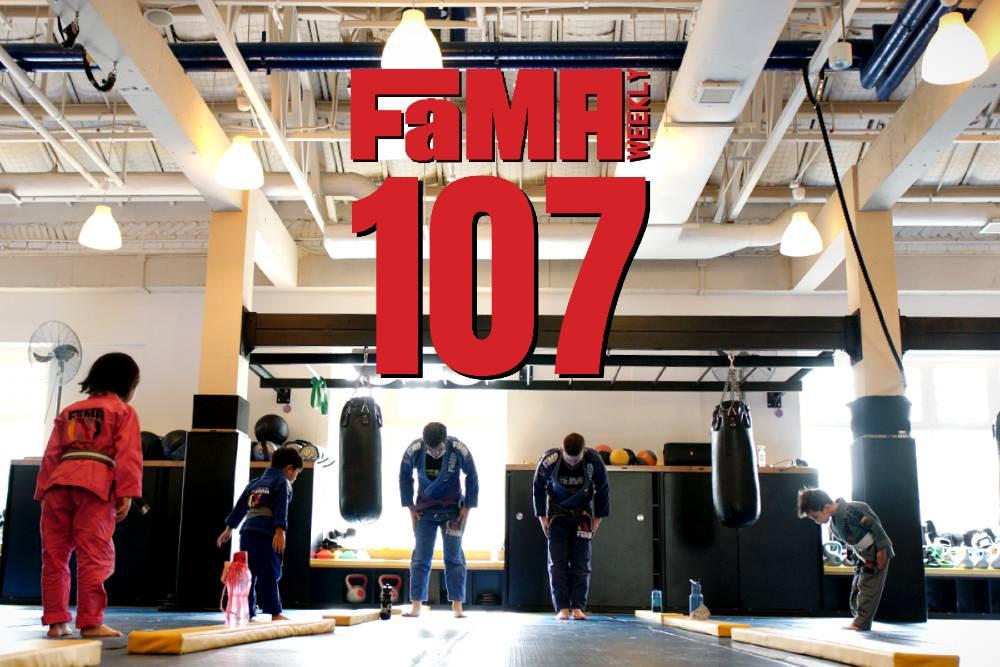 fama weekly 107 singapore kids martial arts
