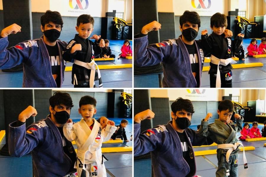 fama singapore brazilian jiu jitsu bjj stripes promotion