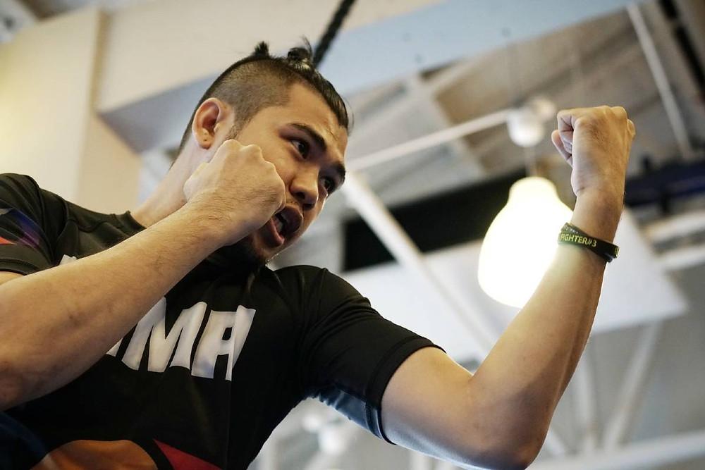 fama singapore muay thai kickboxing seminar kru jack boxing uppercut