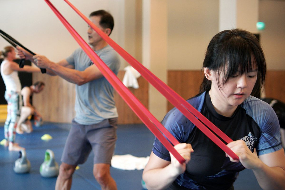 fama singapore fitness bands