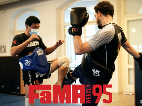 FaMA Weekly #95