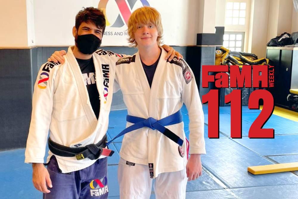fama weekly singapore brazilian jiu jitsu bjj belt promotions
