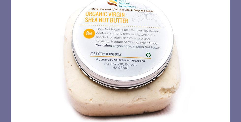 Organic Virgin Shea Nut Butter