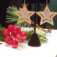 Bonita Bold star earrings