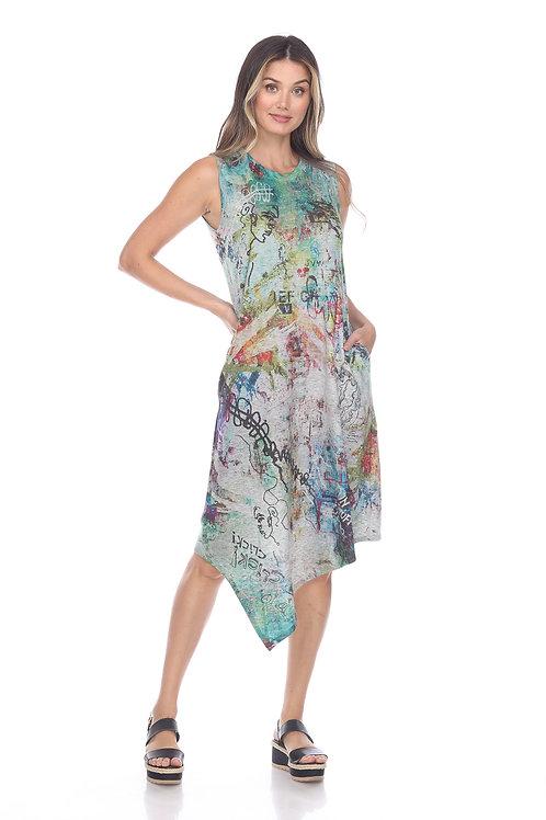 Asymmetrical Funky Dress