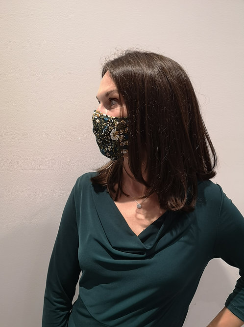 Cotton Fashion Face-masks by Bonita Bold