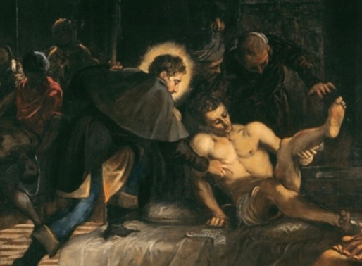 Miracoli di guarigione: San Rocco