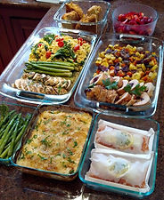 Weekly prepared meals Park City