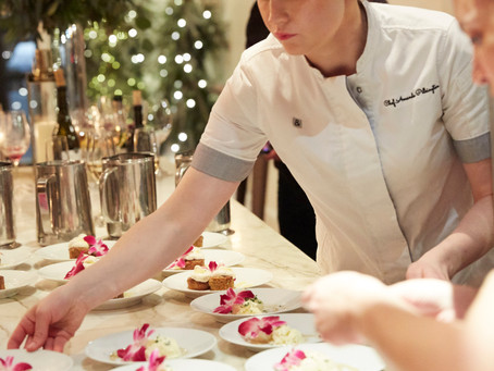 Sundance Catering: Private Plated Dinner