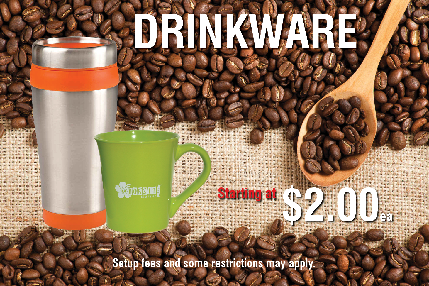 Promotional Product - Drinkware
