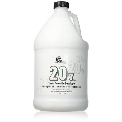 Cream Peroxide Developer 20 Vº - 3.78L
