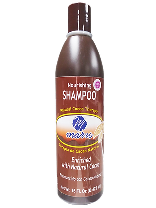 Nourishing Shampoo Natural Cocoa