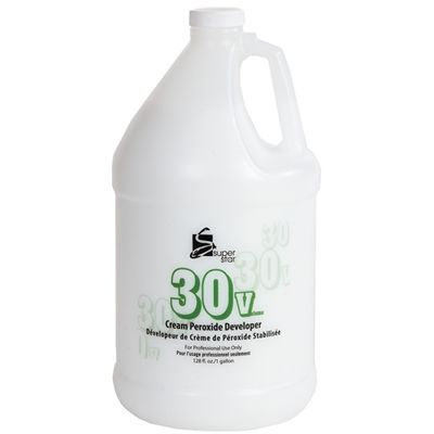 Cream Peroxide Developer 30 Vº - 3.78L