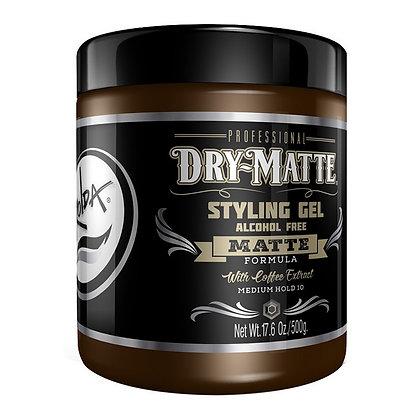 Dry-Matte Styling Gel