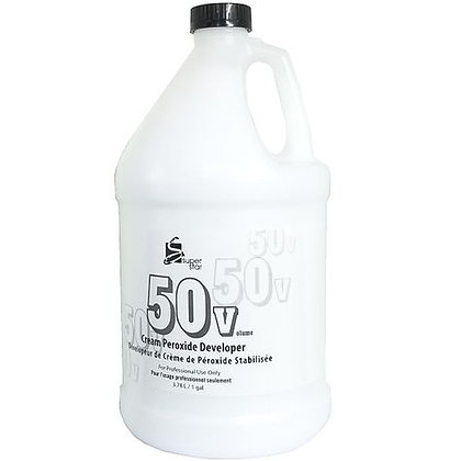 Cream Peroxide Developer 50 Vº - 3.78L