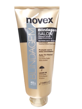 Novex Blindagem Thermal Protector Leave - In   14.1 Oz