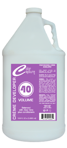40 Volume Cream Developer