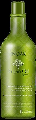 Argan oil System Shampoo - 33 FL. OZ