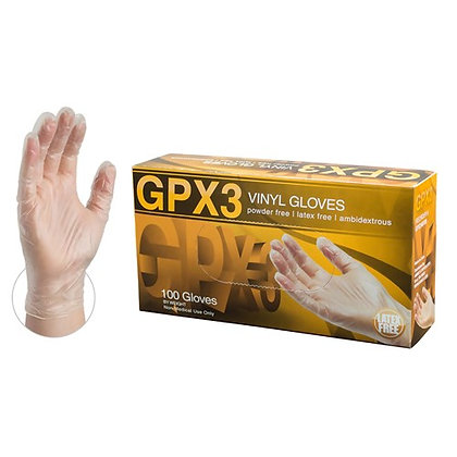 GPX3 Clear Vinyl