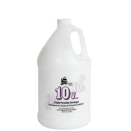 Cream Peroxide Developer 10 Vº - 3.78L