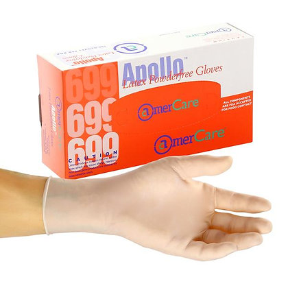 Apollo Latex Gloves