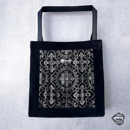 Cult Treasures Shopper bag - silver