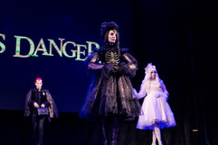 ph (с) Natalya Nikonorova  Miss Danger fashion show at Dragonfest, Samara, 2019
