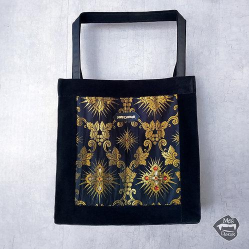 Cult Treasures Shopper bag golden